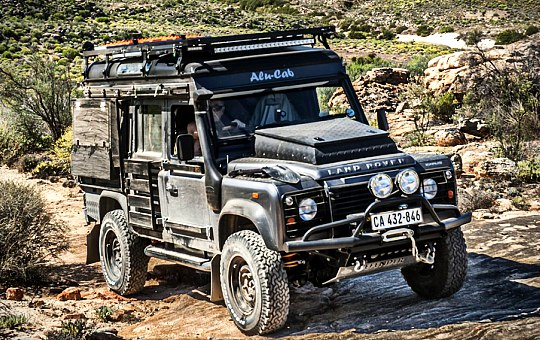 Land Rover Defender Truck