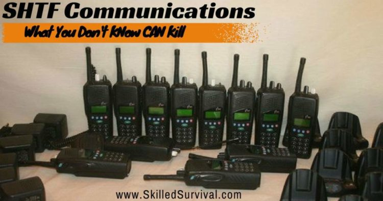 SHTF Communications (c)