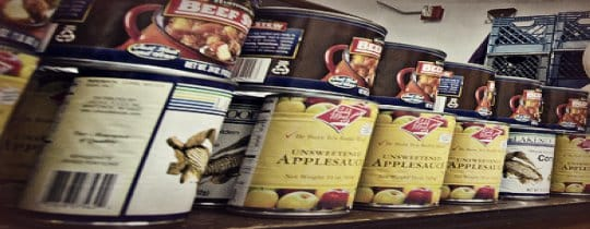 Canned Food Shelf Life: Read This Before You Throw It Out