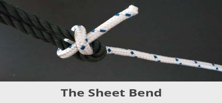 The Sheet Bend Knot