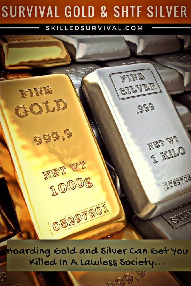 Survival Gold and SHTF Silver